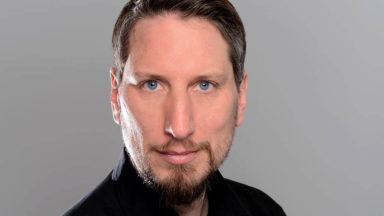 Foto Porträt Herbert Arp